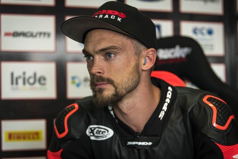 WSBK : pour les tests de Jerez, Cortese remplace Camier sur la Ducati Barni Racing